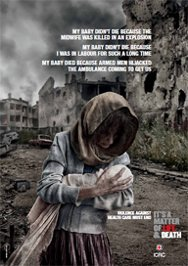 Health Care In Danger Posters Icrc