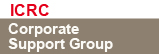 ICRC Corporate Support Group banner