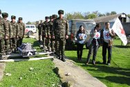The repatriation of the remains of an Armenian citizen is about to take place.