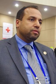 Mr. Fawzi Azowai, Head of Libyan Red Crescent, Tripoli