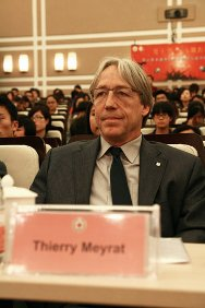 Thierry Meyrat, head of the ICRC's regional delegation for East Asia.