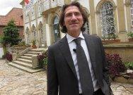 Jordi Raich, head of the ICRC delegation in Colombia