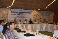 Participants at the two-day Healthcare in Detention Seminar, 16-17th September, 2013