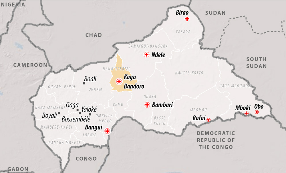 Central African Republic: Continuing violence in Bambari and ...