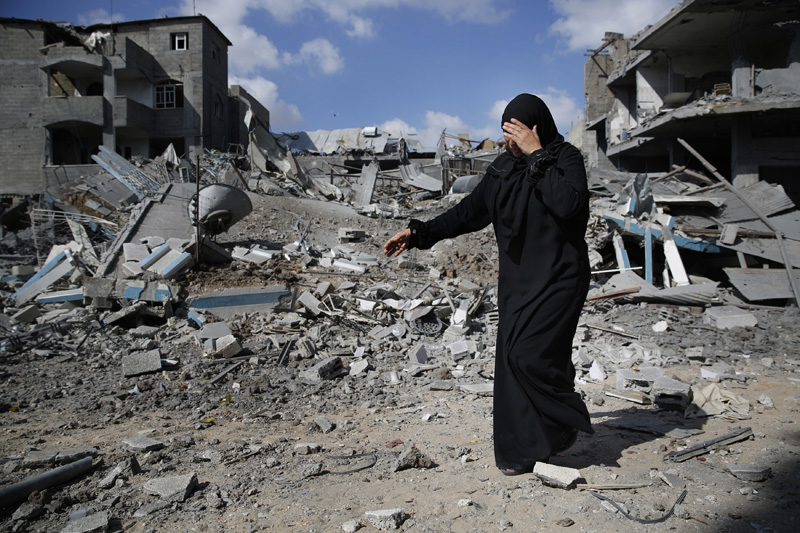 Gaza And West Bank Reaching Out To All Victims Amidst Growing