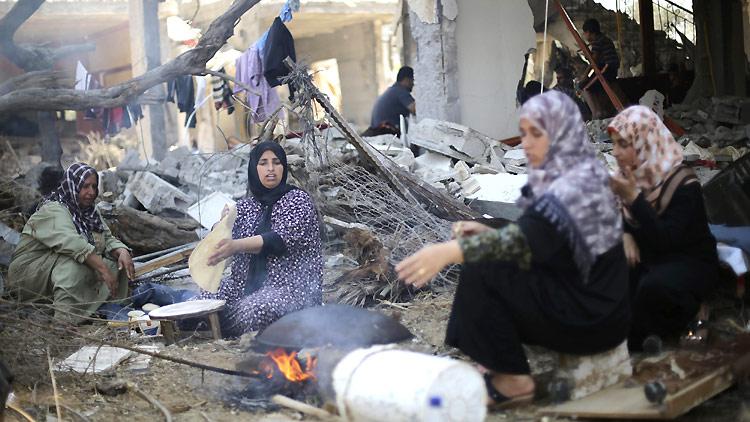 Gaza strip pros cons