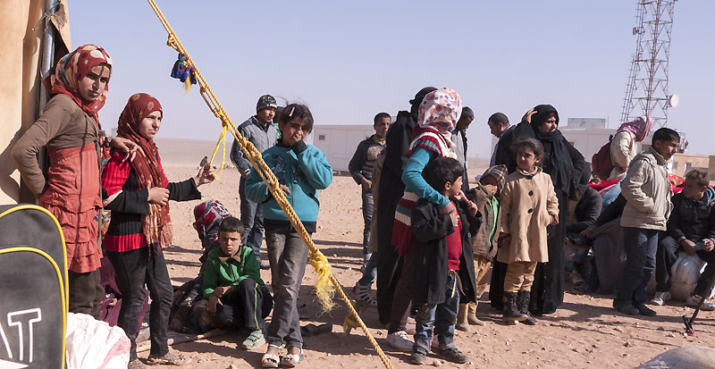 how to help syrian refugees in jordan