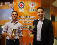 12th Red Cross Asia Pacific IHL Moot participants