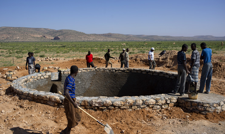 Somalia: Delivering clean water in a conflict-stricken