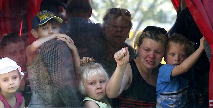 """Красный Крест готовит заявление по поводу """"гуманитарного конвоя"""" Путина - Цензор.НЕТ 9631"""
