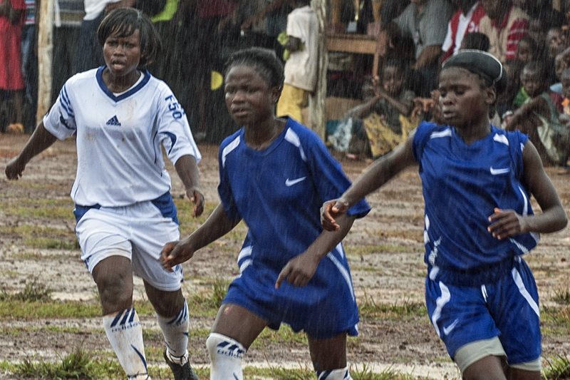 Liberia Football Promotes Dialogue And Solidarity Icrc