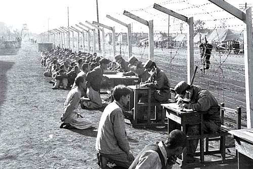 Humanity in war from the mid 19th century to the for Bureau 38 north korea