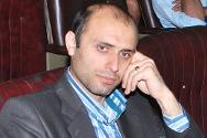 Ali Akbar Siapoush, Jury Member at the competition.