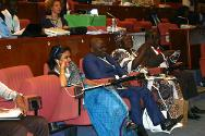 Stuti Kacker, Secretary, Disabilities Affairs, Government of India participating in 7th FATO Congress in Ymoussoukro Cote d'lvoire.