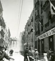 Spanish Civil War, 1936-1939. Valencia.