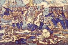 Battle of Solferino, jun 1859