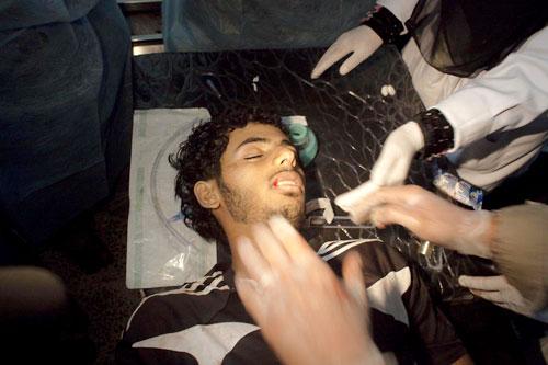 Yemen luchar para salvar vidas en condiciones cada vez for Salon yemenite