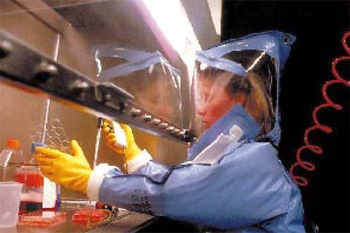 Armas químicas y armas biológicas - CICR