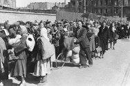 Durante la II Guerra Mundial, como nunca antes los civiles fueron objetivo de la violencia y la persecución