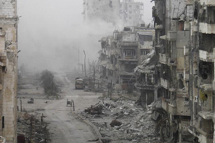 SYRIE: AUCUN CONSENSUS N'A ETE TROUVE AU SUJET DE L'AIDE HUMANITAIRE(icrc.org) dans REFLEXIONS PERSONNELLES syria-homs-rtx17f9h