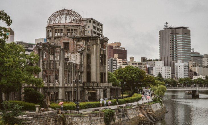 Seventy years after Hiroshima and Nagasaki: Reflections on the consequences of nuclear ...