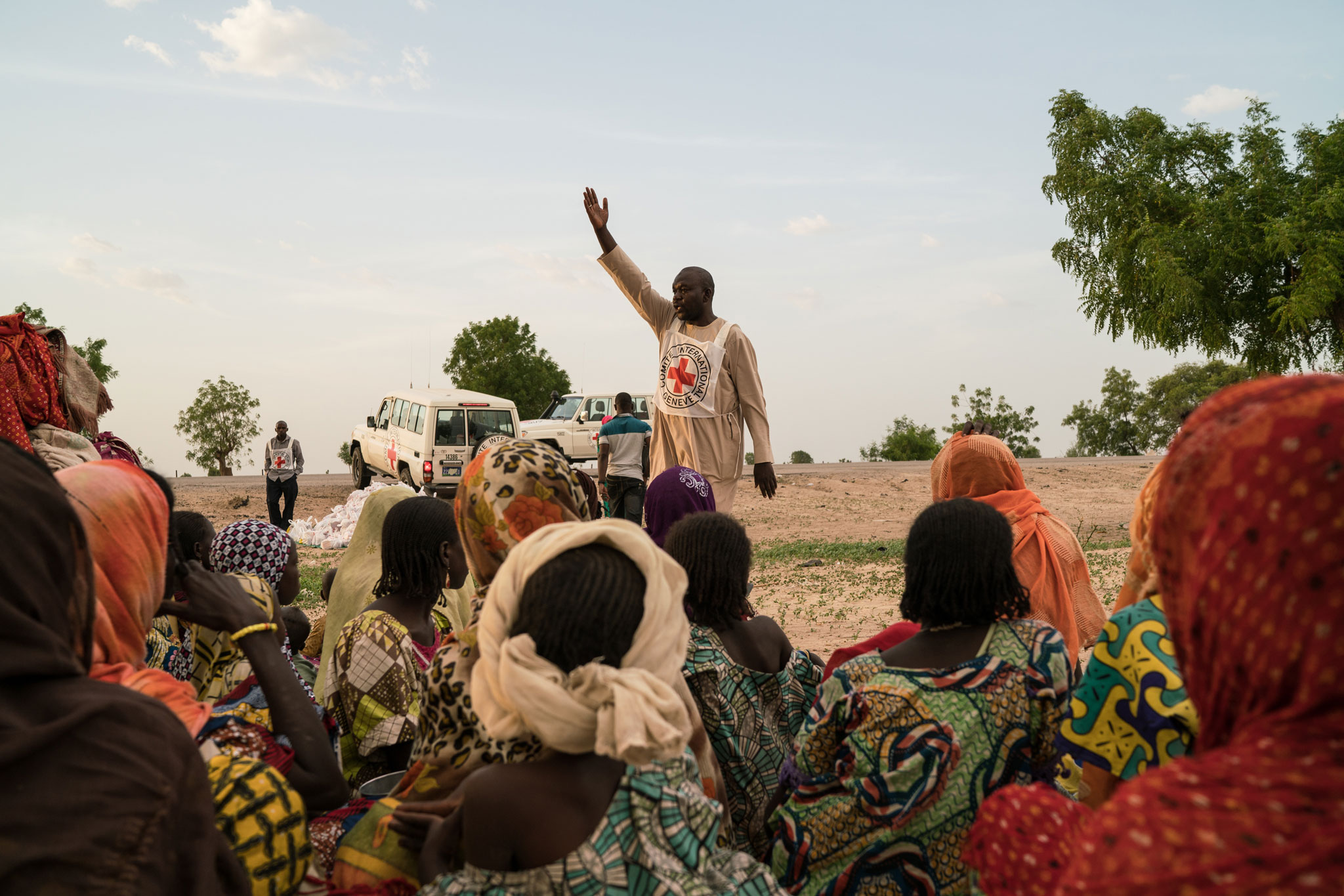 Journalists in Nigeria Learn How to Report on Conflict ...