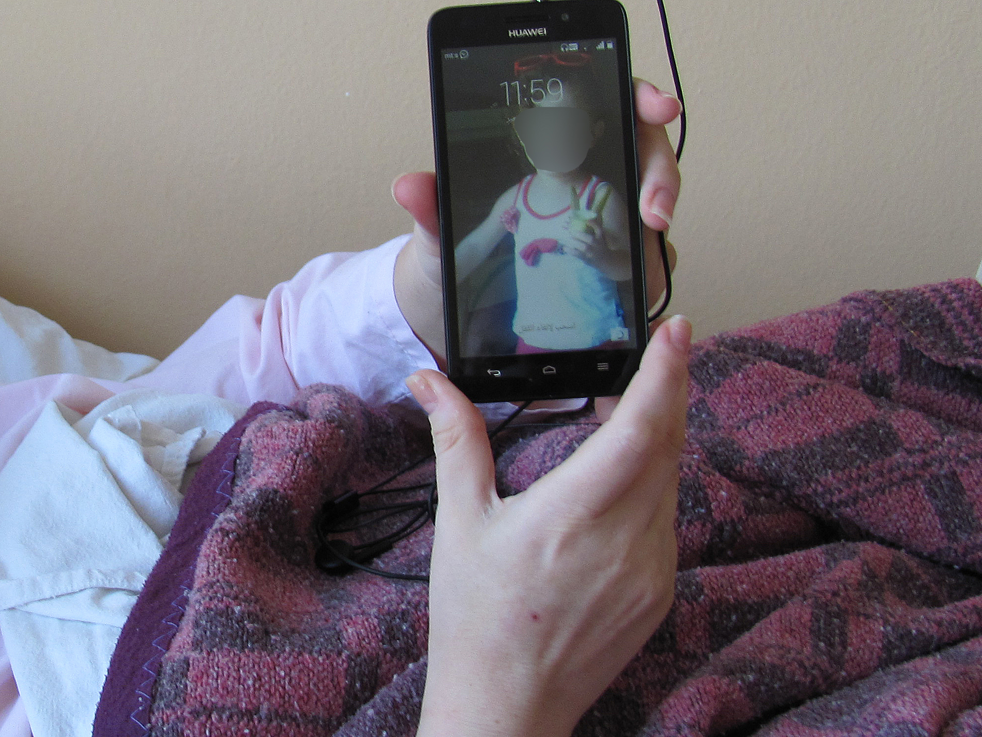 Thumbnail for Serbia: Family contact brings lifeline for injured Syrian refugee