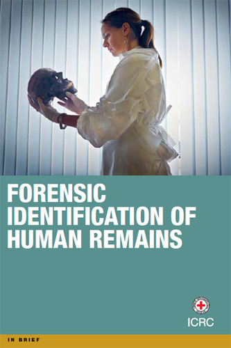 forensic human remains This brochure outlines the forensic process of identifying human remains, with an emphasis on the scientific matching of data.