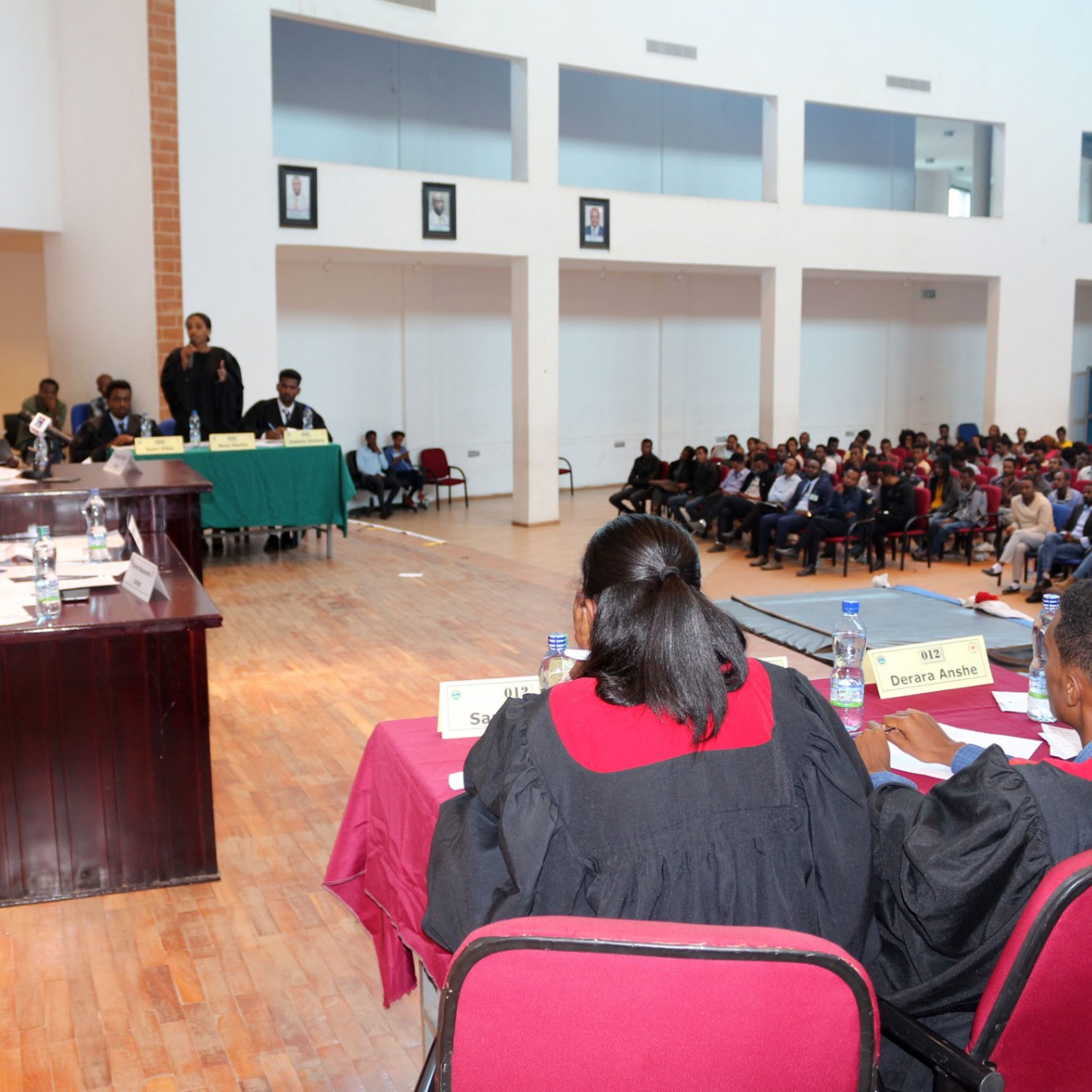 Moot court contributes to emergence of IHL community in