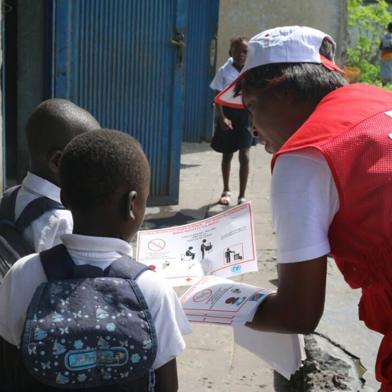 Democratic Republic of the Congo: Specialist Red Cross Ebola
