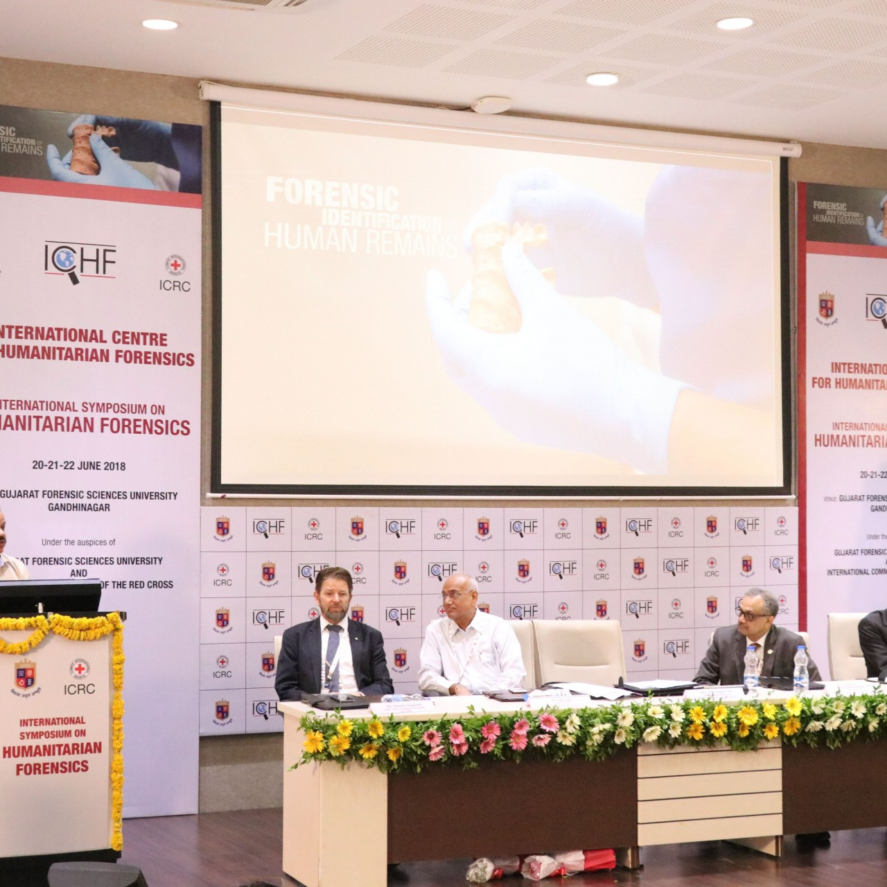World S First International Centre For Humanitarian Forensics Launched In India International Committee Of The Red Cross