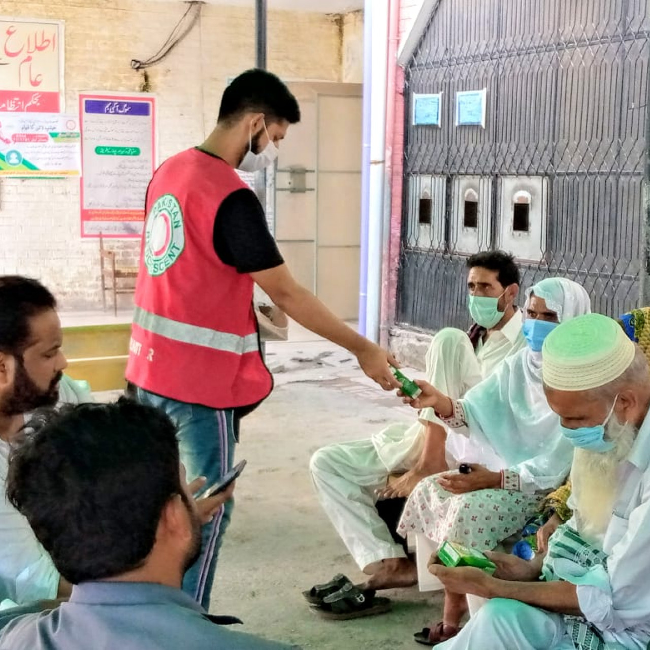 Pakistan: COVID-19 response | ICRC