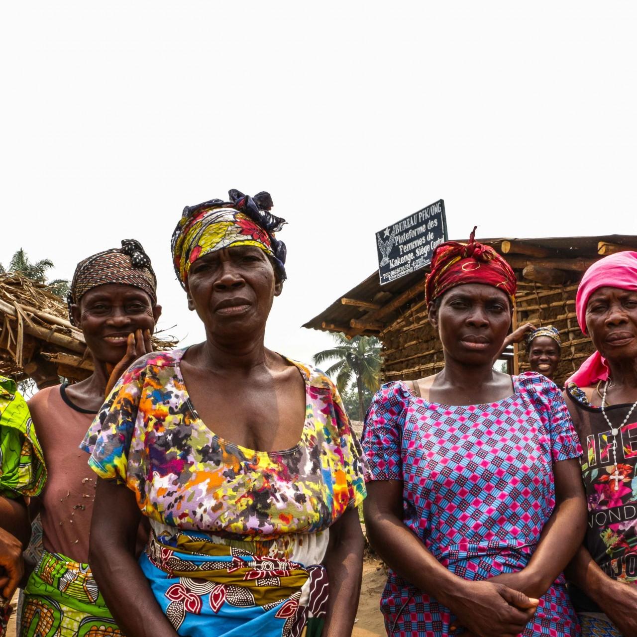 Rencontre Femme République démocratique du Congo Marie 36ans, 164cm et 63kg - BlackAndBeauties