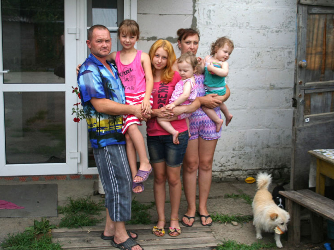 Russian Federation Food Parcels Help Ukrainian Families Keep Hope Alive International Committee Of The Red Cross
