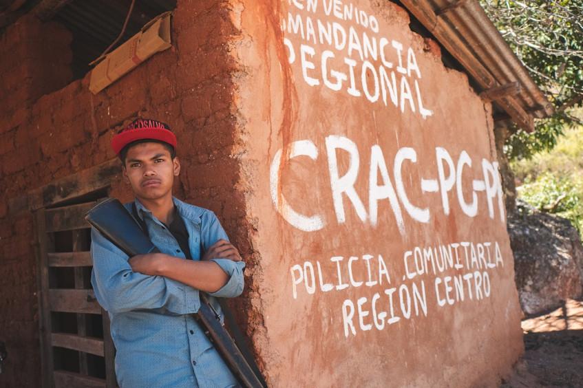 反映墨西哥毒品战争及其人道后果的作品荣获红十字国际委员会人道新闻摄影金奖