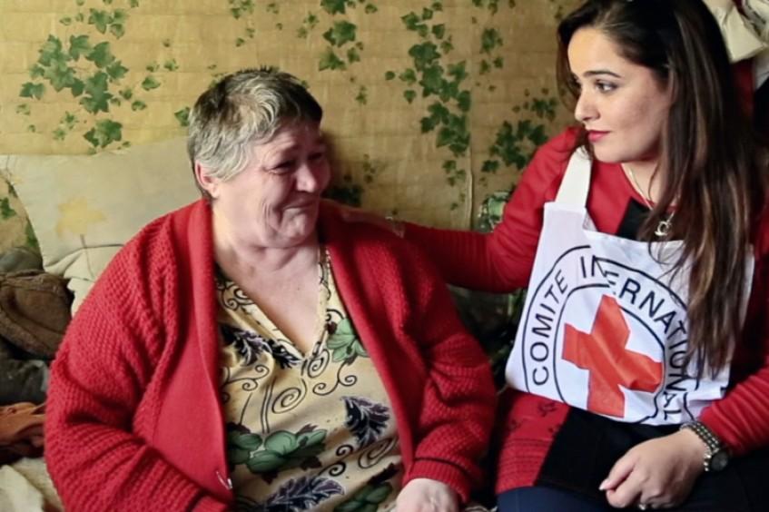 Делегат из Индии на Украине: «МККК сделал меня другим человеком»