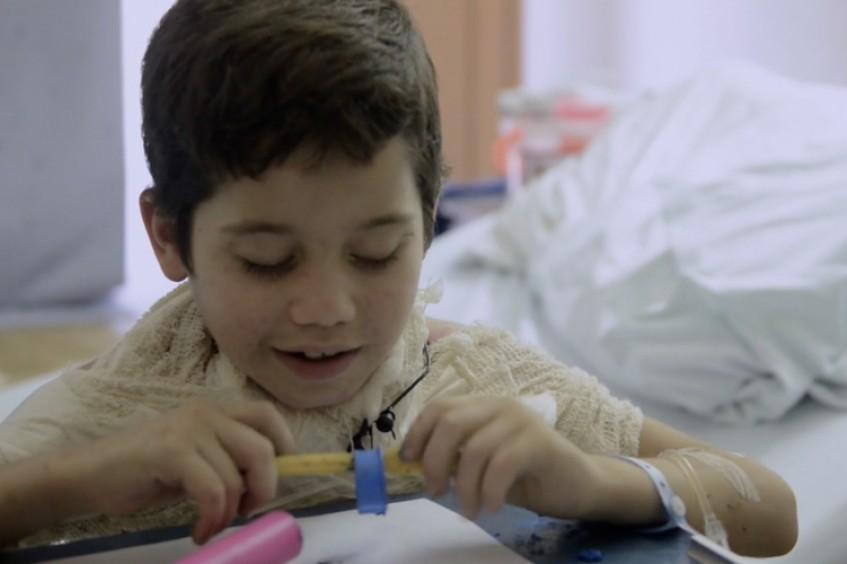 """""""Я хочу стать врачом, чтобы помогать другим детям"""""""