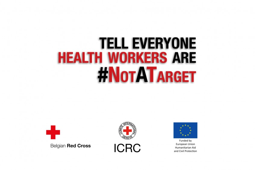 European Commission (ECHO), ICRC & Portuguese Red Cross: HCiD Campaign