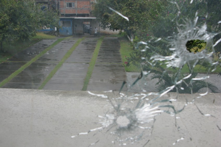 巴西城市武装暴力与安全使用服务之方法