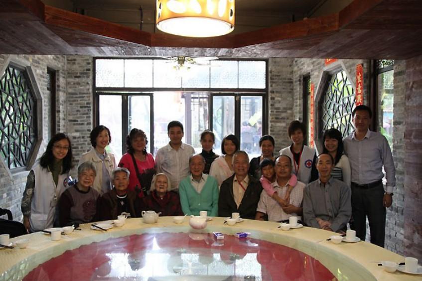 الصين: مفاجأة تنتظر شقيقين جُمع شملهما بعد مرور 74 عامًا