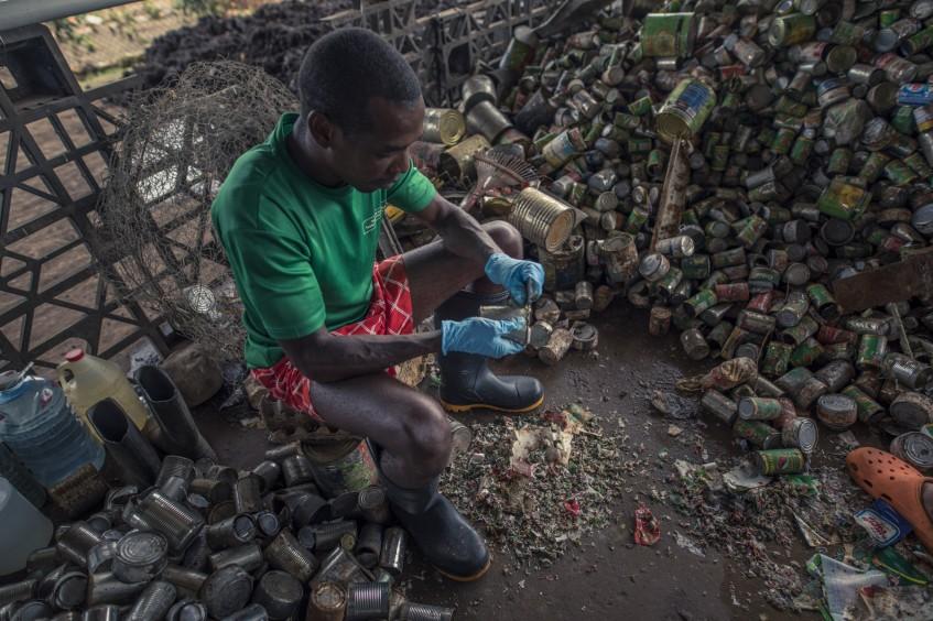 Panamá: EcoSólidos, un problema transformado en oportunidad