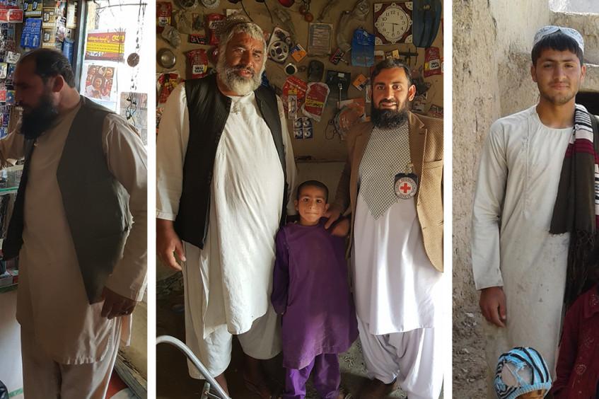Afghanistan : des familles qui ont tout perdu subissent l'épreuve du Covid-19