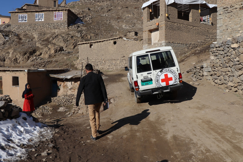 Humanitarian crisis in Afghanistan