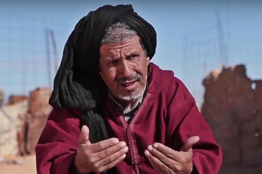 الجزائر: قصة فقدان قدم وإيجاد الأمل
