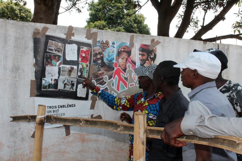 Angola: Reunindo famílias deslocadas pela violência armada na República Democrática do Congo