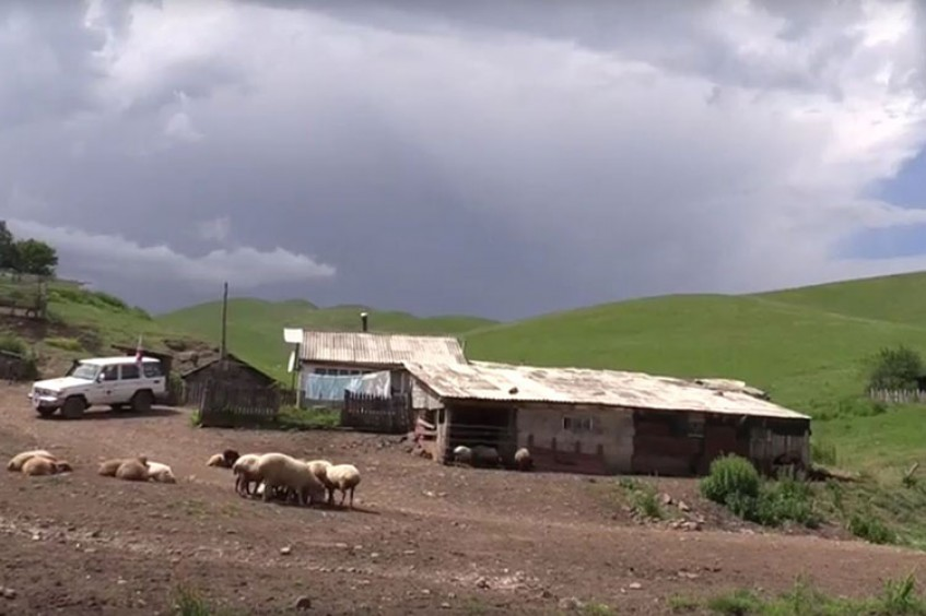 Armenia: Helping people in border villages find alternative income opportunities