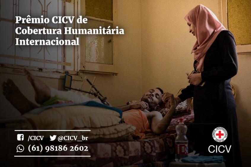 Vem aí o Prêmio CICV de Cobertura Humanitária Internacional