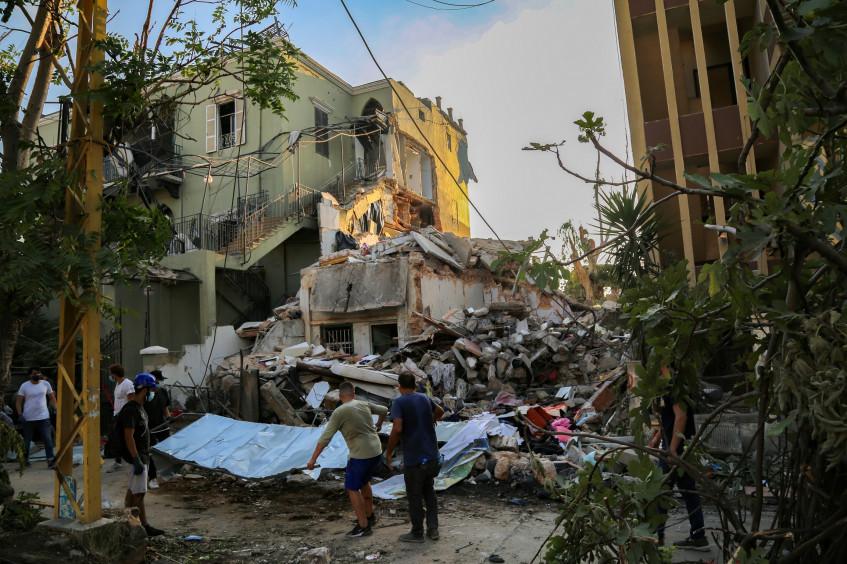 """黎巴嫩:民众因多重打击受到重创,有可能会留下""""巨大的隐形伤疤"""""""