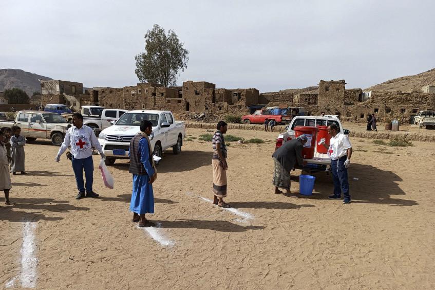新冠肺炎疫情:我们在也门的抗疫行动