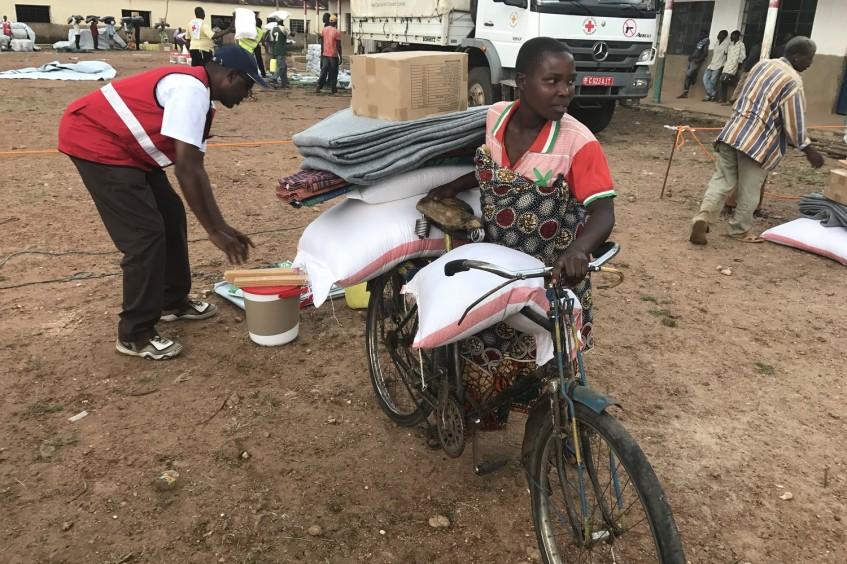Une aide d'urgence aux familles burundaises expulsées du Rwanda